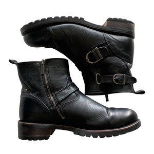 Harley-Davidson FRONTERA Strap Logger Boots [11.5]